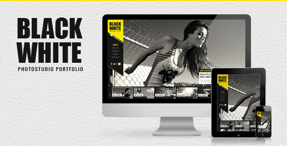 Color Room - Responsive Parallax Template